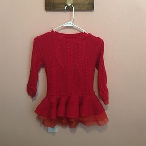 Other - Boutique style red dress
